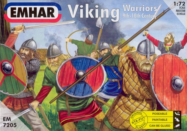 EMHAR 7205 Guerriers Wiking