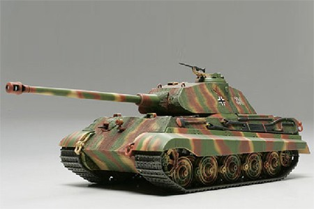 Tamiya 32539 KING TIGER Tourelle Porsche