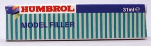 Humbrol Mastic Model Filler 31ml
