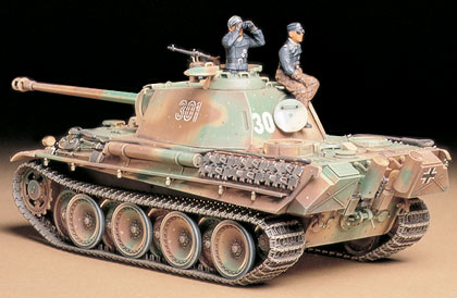 Tamiya 35176 PANTHER TYPE G LATE VERSION