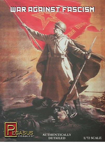 PEGASUS 7267 Russian War / Facism