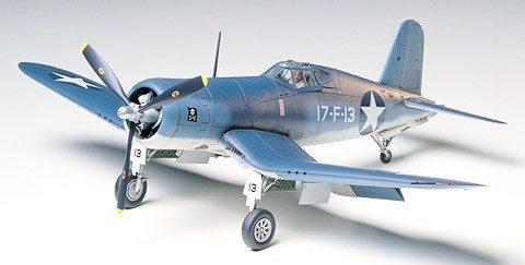 Tamiya 61046 Vought F4U1 Corsair