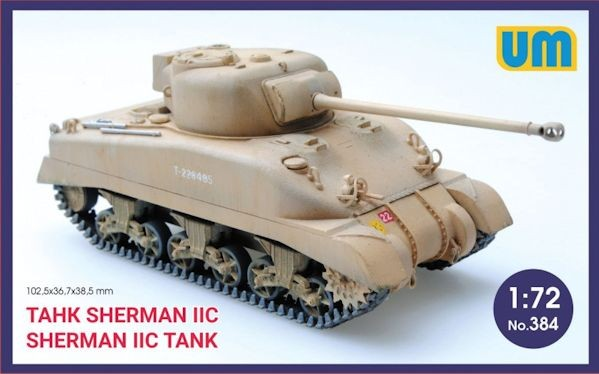 UM 384 Sherman IIC Medium tank