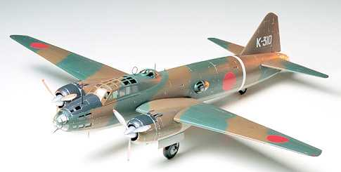 Tamiya 61049 Mitsubishi G4M BETTY