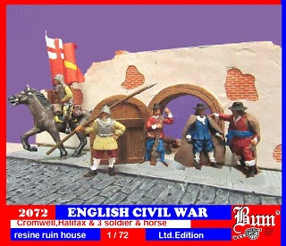 BUM 2072 ENGLISH CIVIL WAR  ERA