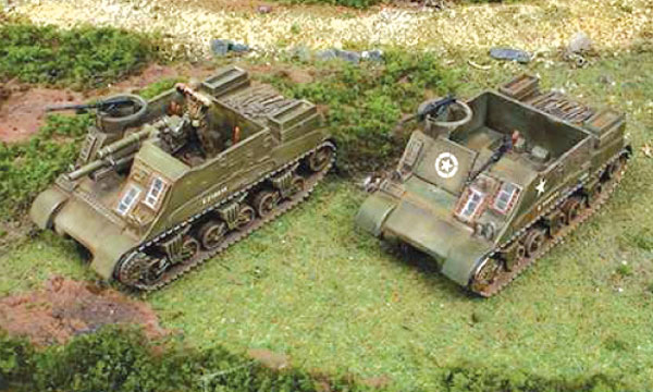 ITALERI 7513 M7 Priest 105mm