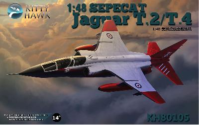 Kitty Hawk 80105 SEPECAT JAGUAR T.2 / T.4