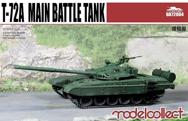 Modelcollect 72004 TOS-1A with Soviet T-90 Chassis Heavy Flame Thrower System