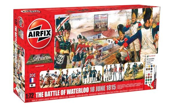 AIRFIX 50174 Battle of Waterloo 1815-2015