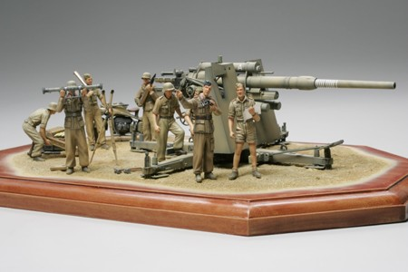 Tamiya 35283 Flak 36 North Africa