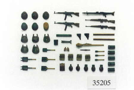 Tamiya 35205 German Infantry Equipement Set B  WWII