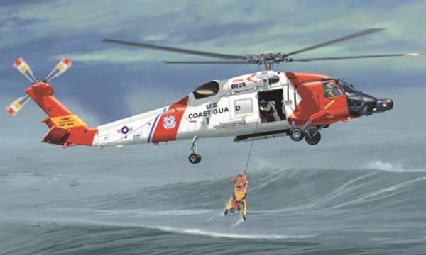 ITALERI 71346 HH-60J Coast Guard