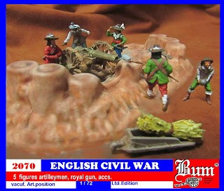 BUM 2070 ENGLISH CIVIL WAR  ERA