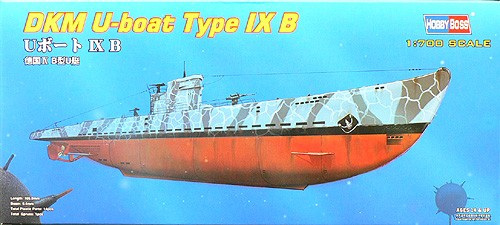 Hobby Boss 87006 Sous-marin WWII U-BOAT Type 9B