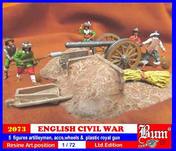 BUM 2073 ENGLISH CIVIL WAR  ERA