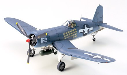 Tamiya 61070 Vought F4U 1A Corsair