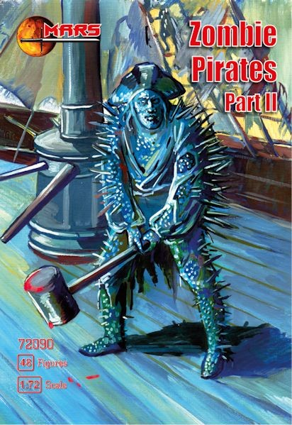 "MARS 72090 Pirates Zombies ""Part 2"""