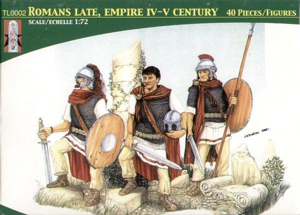 Lucky Toys TL07202 Romans late Empire IV-V Century