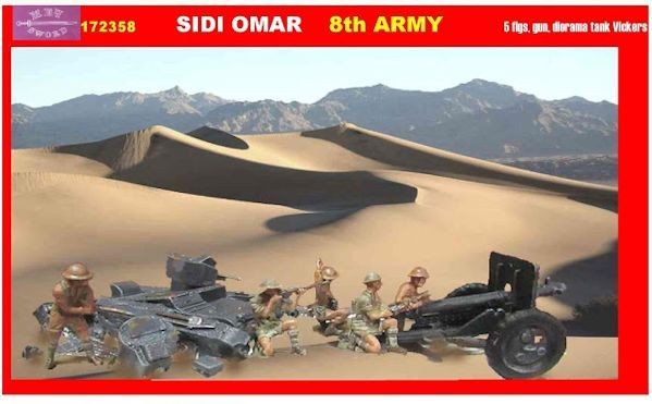 SWORD 172358 SIDI OMAR  8TH Army