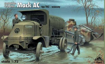 RPM 72404 MACK AC TK3 CITERNE EARLY