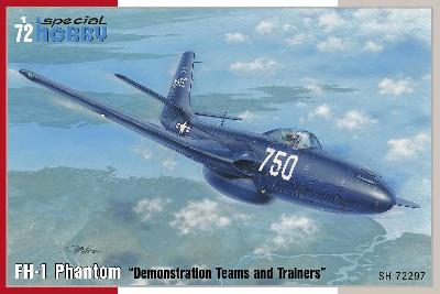 "SPECIAL HOBBY 72297 Mc DONELL DOUGLAS FH-1 PHANTOM ""DEMONSTRATION et ENTRAINEMENT"" - 1948"
