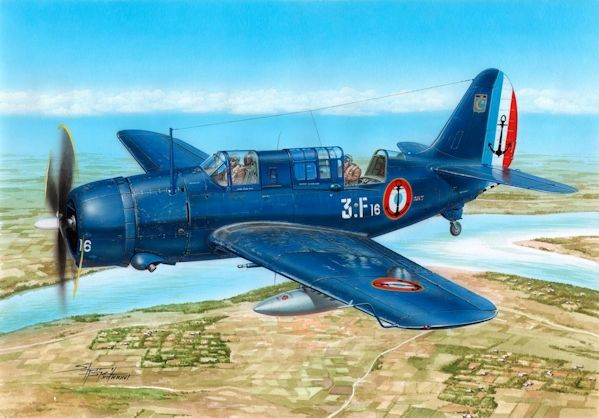 "Special Hobby SH72350 Curtiss SB2C-5 Helldiver ""The Final Version"""