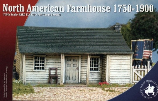 Perry Miniatures RPB1 American Farm House