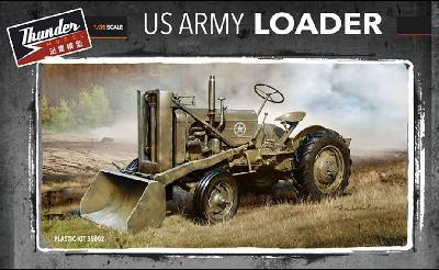 THUNDER MODEL 35002 US ARMY CASE LOADER 1944
