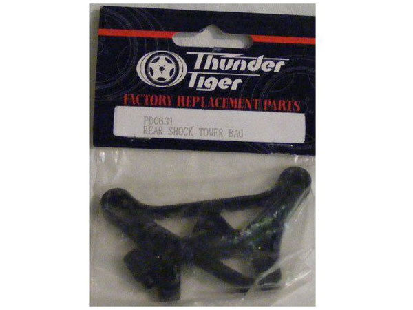 Thunder Tiger PD0631 Support arrière