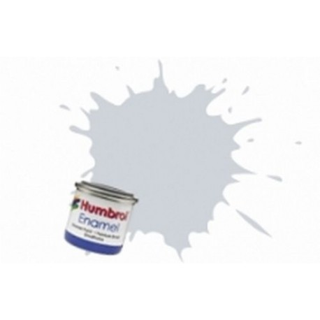Humbrol 27002 Metalcote Aluminium Poli en Spray 150ml